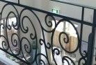 AberfeldyWrought iron balustrades 3
